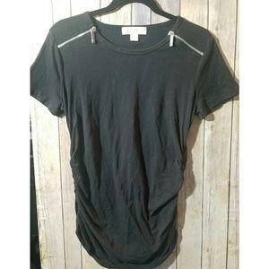 MICHAEL KORS black t shirt